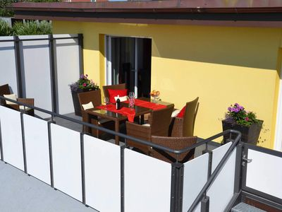 Photo for Apartment for up to 6 people - Unobstructed view The North Sea Health House 2