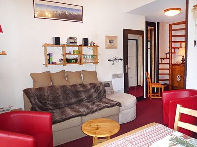 Photo for Apartment in the center of Chamonix with Lift, Parking, Internet, Balcony (124855)