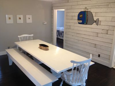 Photo for Sweetwater Cottage is a well curated cottage a block away from Hamlin Lake