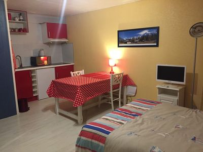 Photo for Comfortable studio in the heart of Annecy