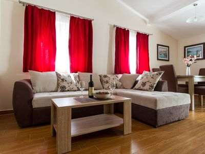 Photo for 2 Bedroom Peacefull Apartment few minutes of walk from the Sea and City Center.