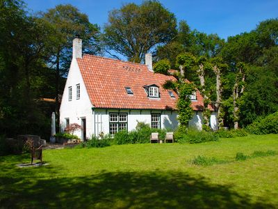 Photo for nearby the beach, beautiful cottage in Bergen for 7 persons at forest side