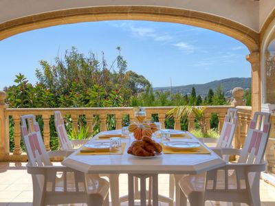 Photo for Vacation home Amanda in Jávea/Xàbia - 6 persons, 3 bedrooms