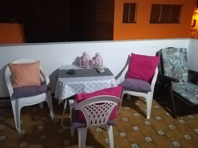 Photo for CASA MARY I - PENTHOUSE, SITUATED IN THE COAST OF ARICO, TENERIFE, VERY QUIET AREA.