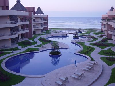 Photo for Luxury 3Bd Condo - Coco Beach near Barra de Navidad FREE PARKING