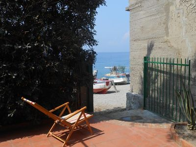 Photo for Holiday house Piraino for 4 - 6 persons with 1 bedroom - Holiday house