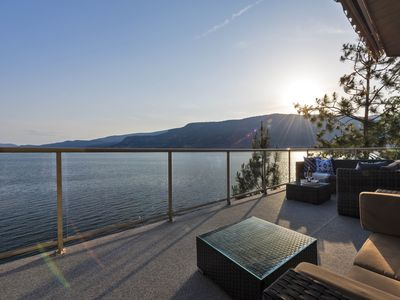 Photo for BEAUTIFUL & RENOVATED LIKE NEW FURNISHED PRIVATE WATERFRONT OASIS