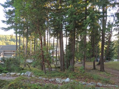 Photo for Quiet, 2 bedroom partial ocean view townhouse in Halfmoon Bay, B.C.