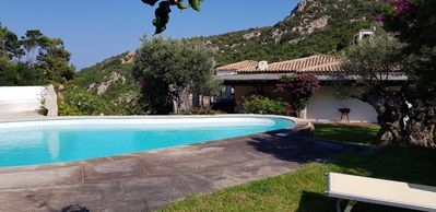 "Photo for ""Villa Porto Cervo with swimming pool"""
