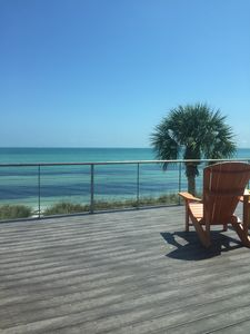 Photo for Sea La Vie... Beachfront heated pool, golf cart, paddle boards, kayak