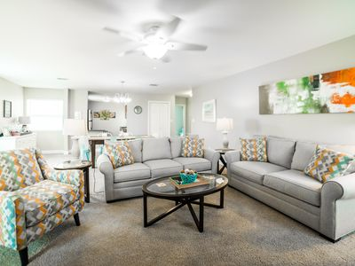 Photo for 2BR / 2BA   Pool Side Condo   Enjoy the Privacy of this Newly Furnished Condo