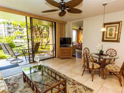 Photo for New Listing!  Papakea G102, 2 Bedroom & 2 Bathroom, Ground Level, Specials!