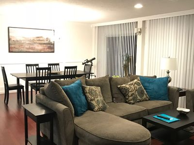Photo for 3BR Townhome Vacation Rental in Montgomery, Texas