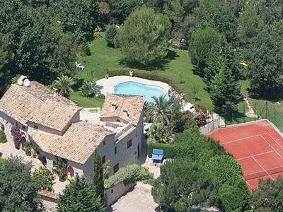 Photo for Bastide de la Veyriere, Valbonne, Holiday Rental South of France