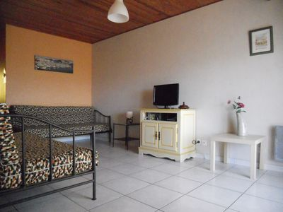 """Photo for """"BEAUTIFUL VIEW"""" residential area. Ground floor of villa between sea and hills"""