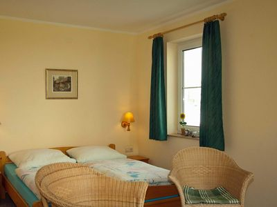 Photo for Room 2 Garden view and terrace - Pension Seeperle in idyllic location with lake view