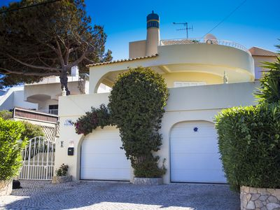 Photo for Stunning Villa With Uninterrupted Sea Views And Private Heated Swimming Pool
