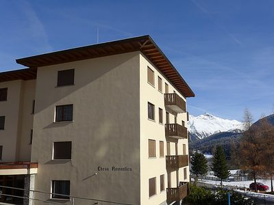 Photo for Apartment Chesa Romantica 17  in St. Moritz, Engadine - 5 persons, 3 bedrooms