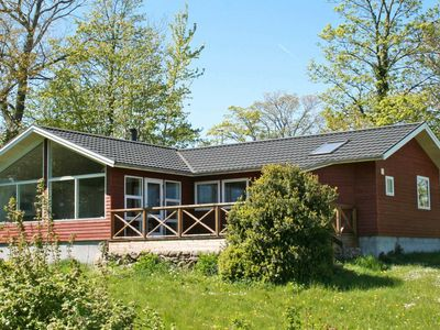 Photo for Magnificent Holiday Home in Allinge Denmark with Terrace