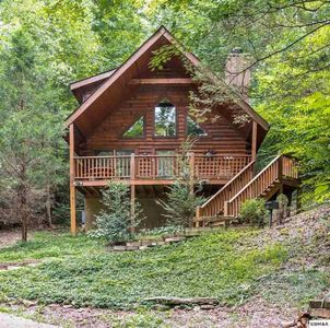 Photo for Cozy, Wooded Getaway; Great for Social Distancing!