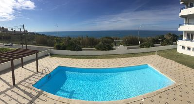 Photo for Lovely Apartment with sea view and pool in Ericeira, Portugal
