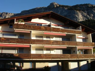 Photo for Apartment Zundra / Brand in Flims - 4 persons, 2 bedrooms