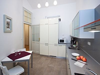 Photo for 340 m from the center of Prague with Internet, Lift, Parking (667329)