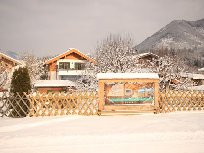 Photo for charming chalet in a quiet central location - Ski resort Zell am See - Kaprun