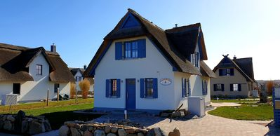 Photo for Family friendly holiday home with 3 bedrooms, sauna, fireplace & garden