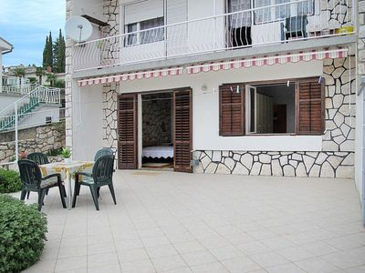 Photo for Apartment Manestar (CKV221) in Crikvenica - 5 persons, 2 bedrooms