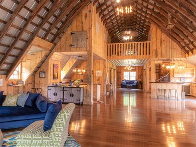 Photo for 3BR Barn Vacation Rental in Nashville, Indiana