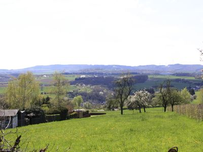 """Photo for Atelierloft with """"Tuscan"""" view in the Vordereifel; Nearby Laachersee"""