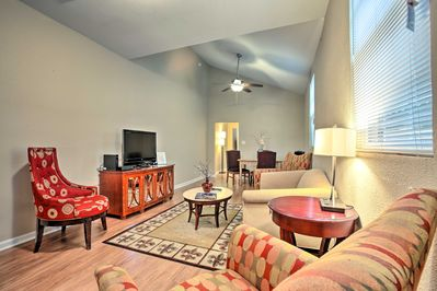 Enjoy an enriching New Orleans retreat to this 4-bedroom 3-bath vacation rental!
