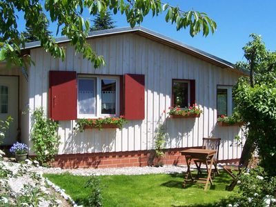 Photo for Holiday home in the South Harz with stove, terrace, garden and terrific view