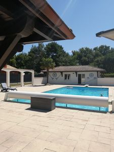 Photo for Outbuilding for 4 people in Biganos