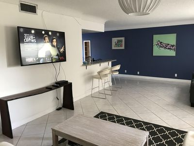 Photo for Large 2 Bedroom 2 Bath Condo Very Close To The Beach, Restaurants, And Shops