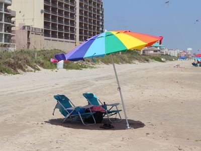 Photo for Beautiful Condo Just Steps From the Beach