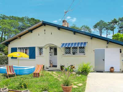 Photo for Vacation home Ferienhaus (TNS155) in Tarnos - 4 persons, 2 bedrooms
