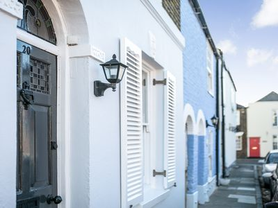 Photo for Vintage Boutique Cottage In Deal, Kent - Couples, family & pet friendly