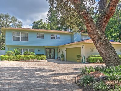 Photo for Spacious 4BR St. Petersburg House w/ Private Pool!