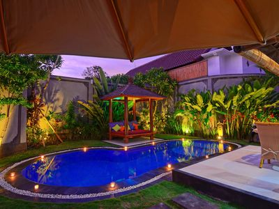Photo for BEACH SEMINYAK Villa Kibbi - 5 STAR - Awesome PROMO DEAL till 31st MAY
