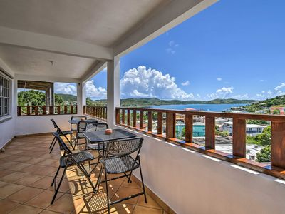Photo for NEW! Culebra Apt. w/Ocean Views - Walk to Town!