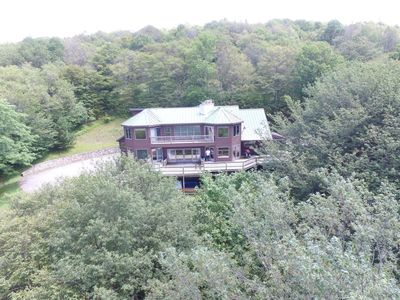 Photo for Spruce Lodge - Easy Access to Dolly Sods, Lake Access, Pet Friendly, Hot Tub