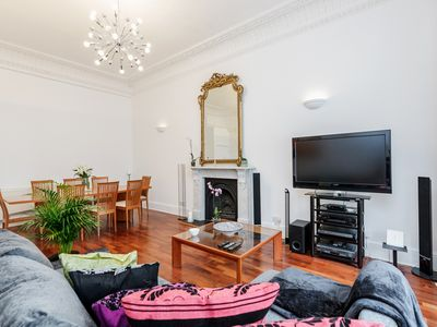 Photo for 3 bedroom - Notting Hill/Portobello Market- 8 guests