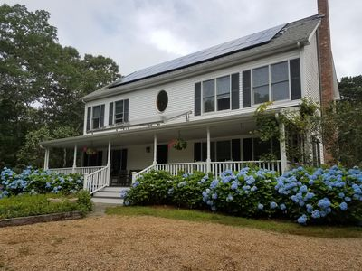 Photo for Edgartown Spacious Four Bedroom plus One