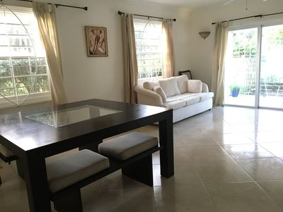 Photo for EASTER SPECIAL - Sunny 2-bedroom townhouse in quiet gated community