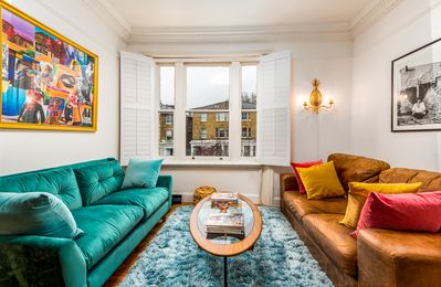 Photo for Fantastic Two Bedroom Apartment in Primrose Hill