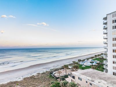 Photo for Luxury Oceanfront, Keyless Entry, Gated Parking