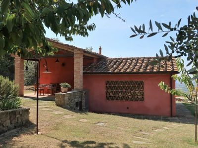 Photo for One bedroom Villa, sleeps 3 with
