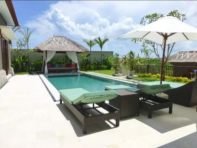 Relaxing Villa on the Hill in Nusa Dua